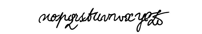 Cioroianu font Font LOWERCASE