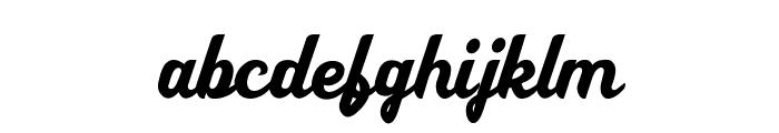 Cipthayasa Font LOWERCASE