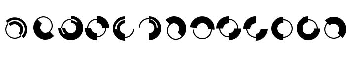 CircleFaces Font LOWERCASE