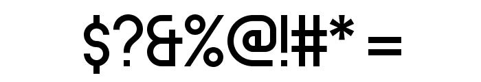 Circula Medium Font OTHER CHARS