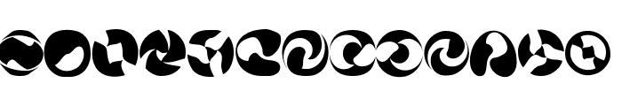 Circularium Font LOWERCASE