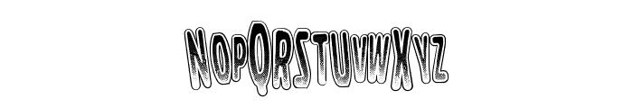 CircusParty Font UPPERCASE