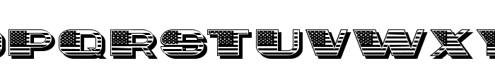 Citizen Regular Font LOWERCASE