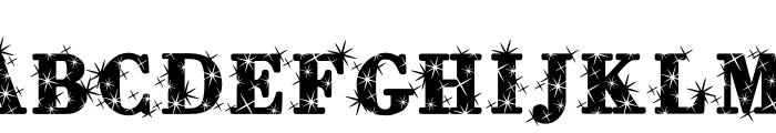 City of Light Font UPPERCASE