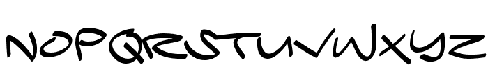 CityBirds Font UPPERCASE