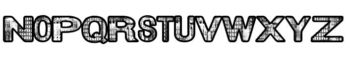 CityMagic Font UPPERCASE
