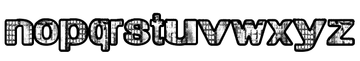 CityMagic Font LOWERCASE