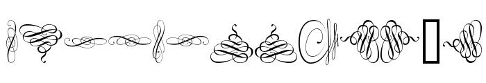 CiviliteTails Font LOWERCASE