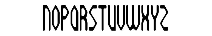 Civilization Font UPPERCASE