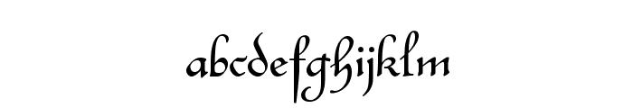 Civitype FG Font LOWERCASE