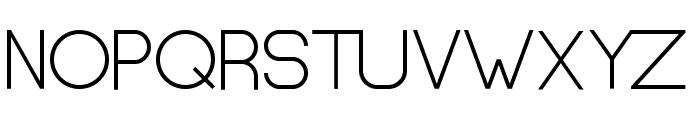 circles and sticks Regular Font UPPERCASE