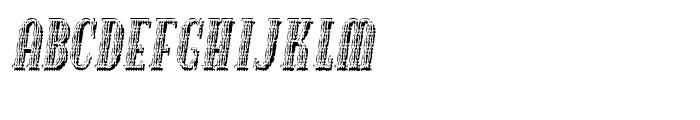 Circus Peanut Regular Font UPPERCASE
