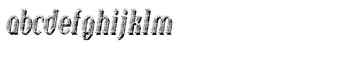 Circus Peanut Regular Font LOWERCASE