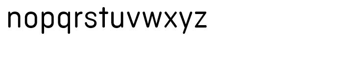 Ciutadella Rounded Regular Font LOWERCASE