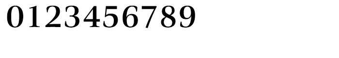 Civita Medium Font OTHER CHARS