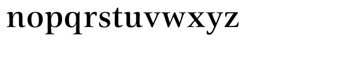 Civita Medium Font LOWERCASE