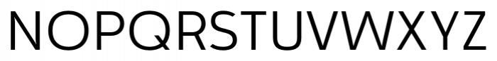Cillian Semi-expanded Regular Font UPPERCASE
