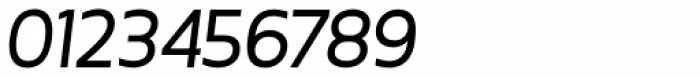Cillop Medium Italic Font OTHER CHARS