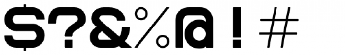Cindie Mono C Font OTHER CHARS