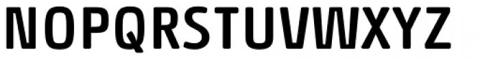 Cinecav X UI Bold Font UPPERCASE
