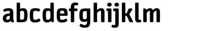 Cinecav X UI Bold Font LOWERCASE