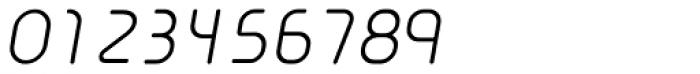 Cineplex Italic Font OTHER CHARS