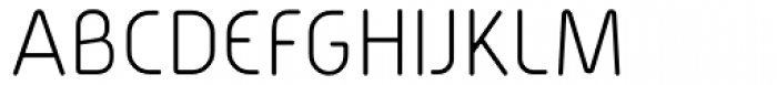 Cineplex Regular Small Caps Font UPPERCASE