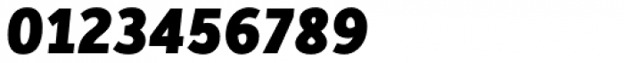 Cinta Black Italic Font OTHER CHARS