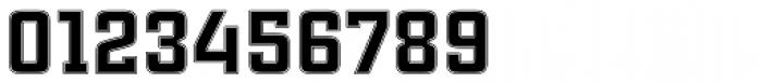 Cintra Slab Inline Font OTHER CHARS