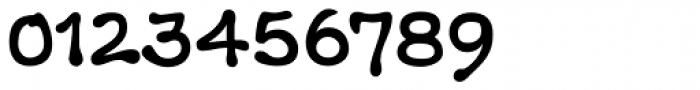 Ciof Script BH Font OTHER CHARS
