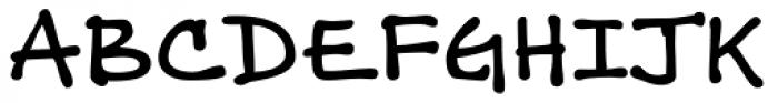 Ciof Script BH Font UPPERCASE