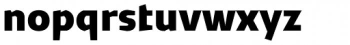 Cira Sans Black Font LOWERCASE