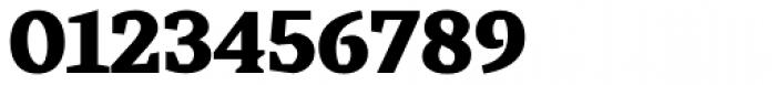 Cira Serif Black Font OTHER CHARS
