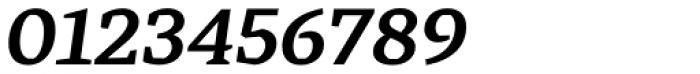 Cira Serif Bold Italic Font OTHER CHARS