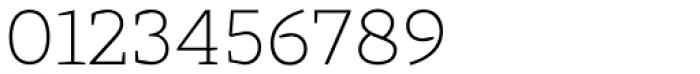Cira Serif Ultra Light Font OTHER CHARS