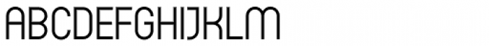 Circula Light Font LOWERCASE