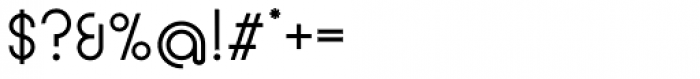 Circularis Alt Font OTHER CHARS