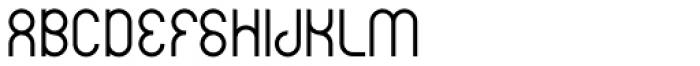 Circularis Alt Font UPPERCASE
