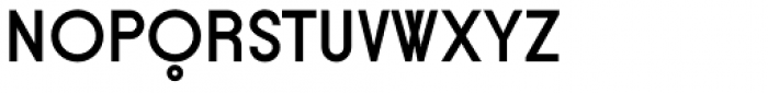 Circularis Bold Font UPPERCASE