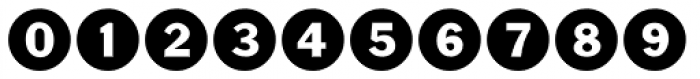 Circuletter JNL Font OTHER CHARS