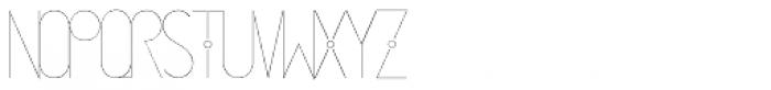Circumactio Typeface Font LOWERCASE