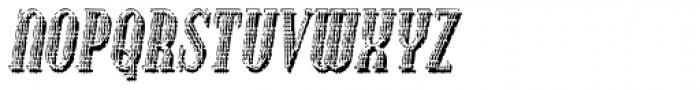 Circus Peanut Font UPPERCASE