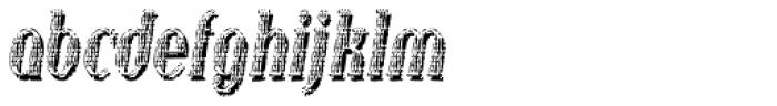 Circus Peanut Font LOWERCASE