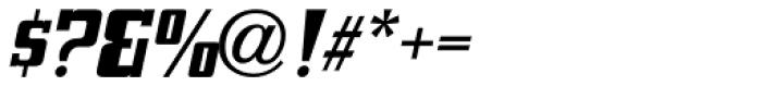 Ciribiribin Oblique JNL Font OTHER CHARS