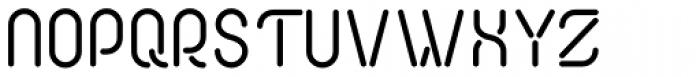 Cirkel Pro Bold Font UPPERCASE
