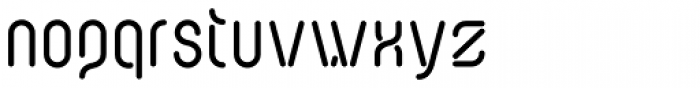 Cirkel Pro Bold Font LOWERCASE