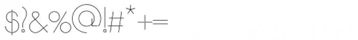 Cirkulus Regular Font OTHER CHARS