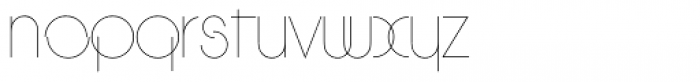Cirkulus Regular Font LOWERCASE