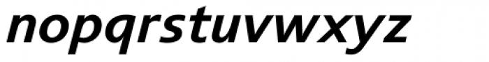 Cisalpin LT Std Bold Italic Font LOWERCASE
