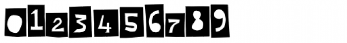 Ciseaux Matisse Boxed Font OTHER CHARS